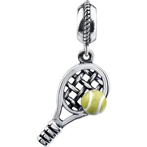 Tennis Charm Sterling Silver